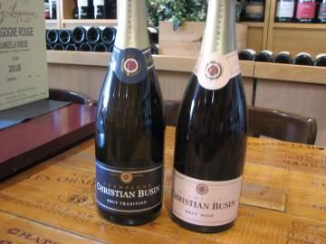 Champagne Busin Brut PROMOTION